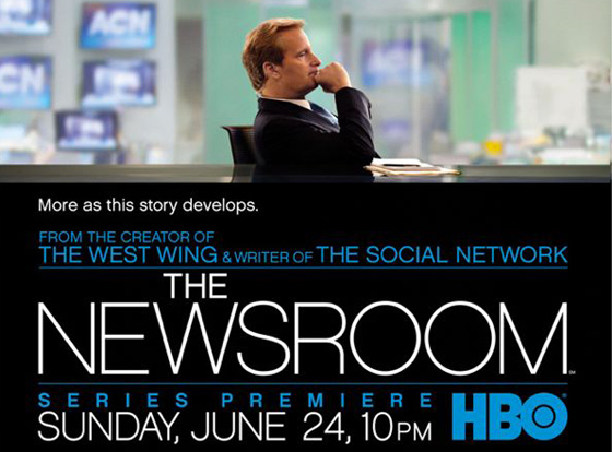 HBO Series NEWSROOM includes India.Arie's