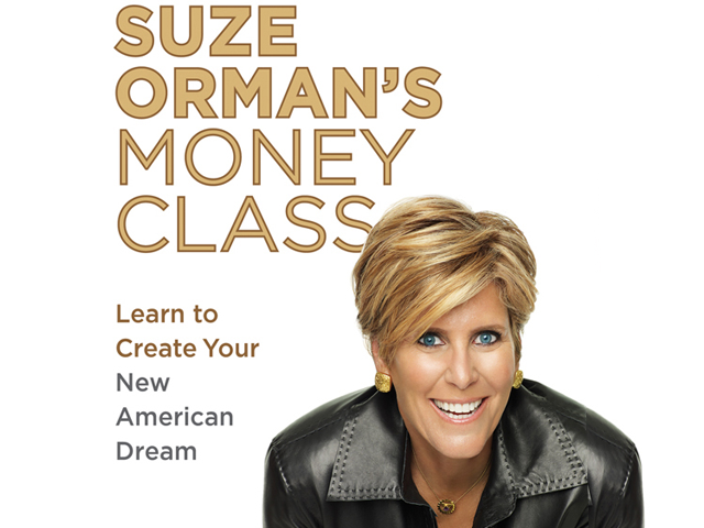 SUZE ORMAN's MONEY CLASS Theme Song Is Calloway's